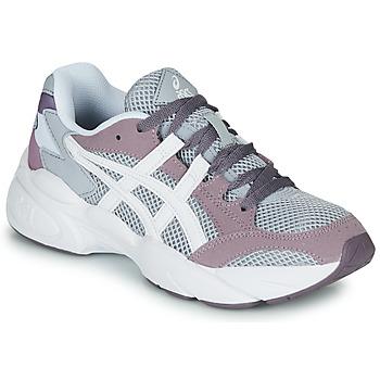 Sapatos Mulher Sapatilhas Asics GEL-BND Cinza / Violeta