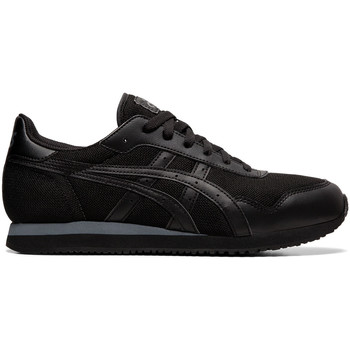Sapatos Homem Sapatilhas de corrida Asics Tiger Runner Preto