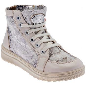 Sapatos Rapariga Sapatilhas de cano-alto Laura Biagiotti  Branco