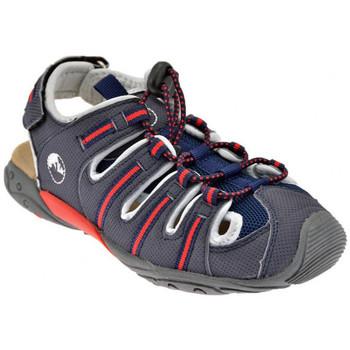Sapatos Rapaz Sandálias Lumberjack  Cinza