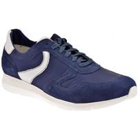 Sapatos Homem Sapatilhas Liu Jo  Azul