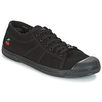 Sapatos Mulher Sapatilhas Le Temps des Cerises BASIC 02 MONO Preto
