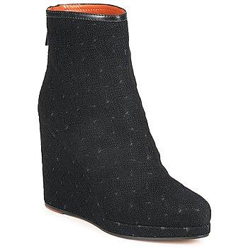 Sapatos Mulher Botins Missoni TONSU Preto
