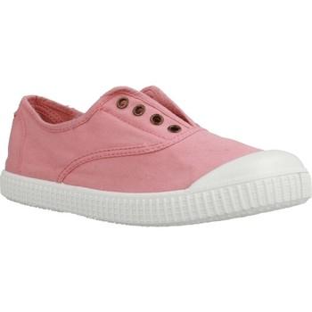 Sapatos Rapariga Sapatilhas Victoria 06627 Rosa