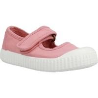 Sapatos Rapariga Sapatilhas de ténis Victoria 136605 Rosa