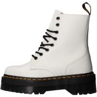 Sapatos Mulher Botins Dr Martens - Anfibio bianco JADON BIANCO