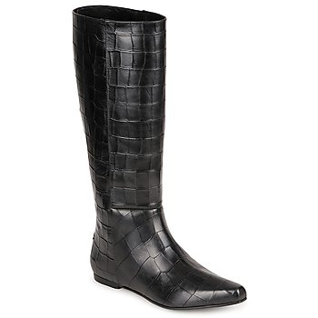 Sapatos Mulher Botas Roberto Cavalli SPS749 Preto