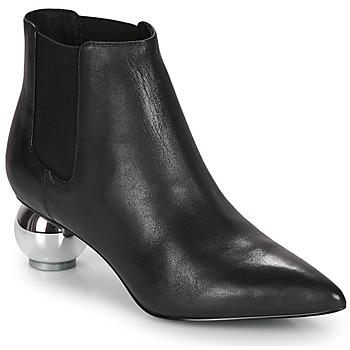 Sapatos Mulher Botins Katy Perry THE DISCO Preto