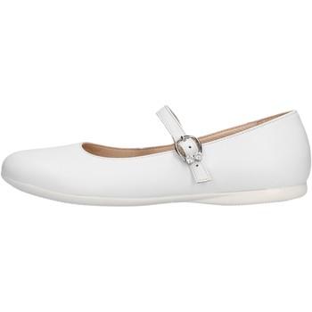 Sapatos Rapariga Sapatilhas Chiara Luciani - Ballerina bianco 1014 BIANCO