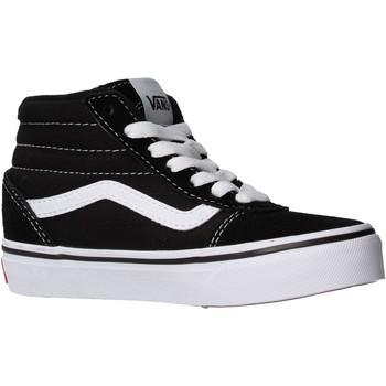 Sapatos Rapaz Sapatilhas de cano-alto Vans - Ward hi nero VN0A38JAIJU1 NERO
