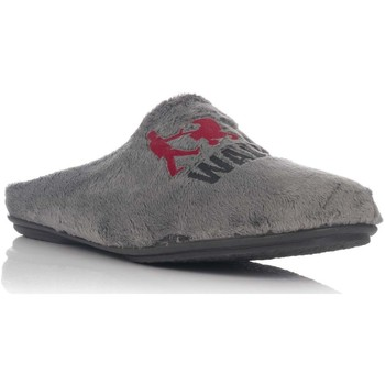 Sapatos Homem Chinelos Vulladi -2636-123 Cinza