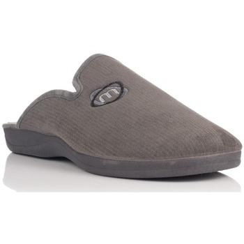 Sapatos Homem Chinelos Muro -5906 Cinza