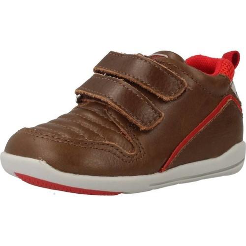Sapatos Rapaz Sapatilhas de cano-alto Chicco G2 Marron