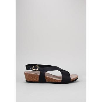 Sapatos Mulher Sandálias Senses & Shoes  Preto
