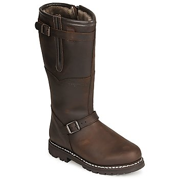 Sapatos Homem Botas de neve Meindl KITZBUHEL Castanho
