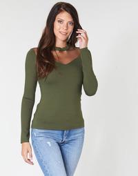 Textil Mulher Tops / Blusas Moony Mood LAMELI Cáqui