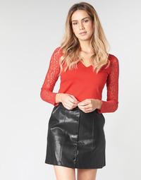 Textil Mulher Tops / Blusas Moony Mood LANELORE Vermelho