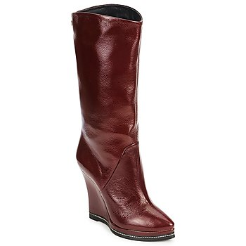 Sapatos Mulher Botins Fabi FD9737 Bordô