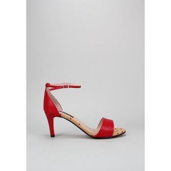 Sapatos Mulher Sandálias Krack LINO Vermelho