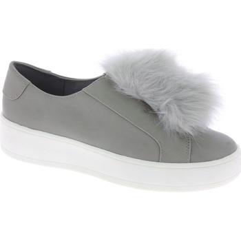 Sapatos Mulher Slip on Steve Madden 91000720 07004 12001 grigio
