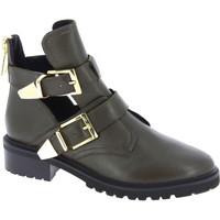 Sapatos Mulher Botins Steve Madden 91000599 10001 05025 Cachi