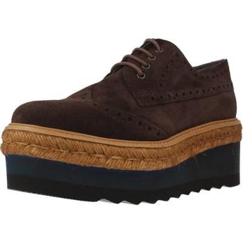 Sapatos Mulher Sapatos Mamalola 531J Marron