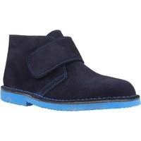 Sapatos Rapaz Botas baixas B-Run 513 Azul