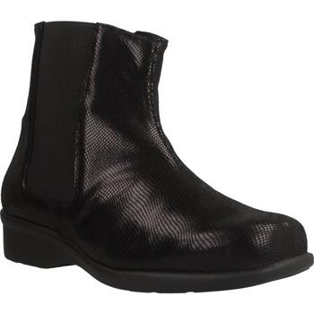 Sapatos Mulher Botins Trimas Menorca 1253T Preto
