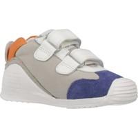 Sapatos Rapaz Sapatilhas Biomecanics SANDALIA SAUVAGE REJULLA Branco