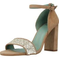 Sapatos Mulher Sandálias Lab 18272 586 Marron