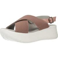 Sapatos Mulher Sandálias Clover 15719C Beis