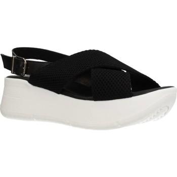 Sapatos Mulher Sandálias Clover 15719C Preto