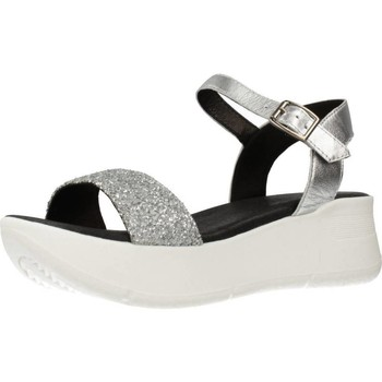 Sapatos Mulher Sandálias Clover 15741C Cinza
