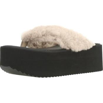Sapatos Mulher Chinelos Clover 89828 Marron