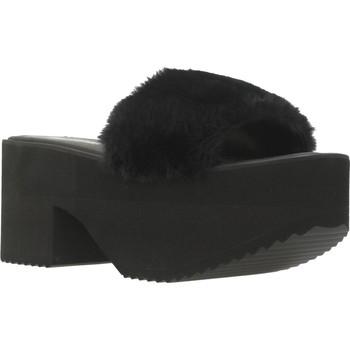 Sapatos Mulher Chinelos Clover 89835 Preto