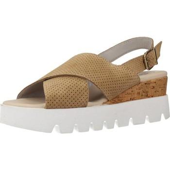 Sapatos Mulher Sandálias Clover 7719C Marron