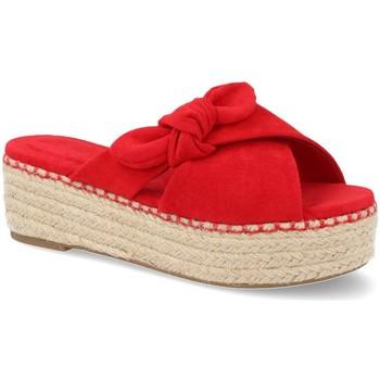 Sapatos Mulher Alpargatas Ainy Y288-31 Rojo