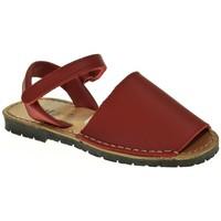 Sapatos Rapaz Sandálias Duendy 361 Rojo