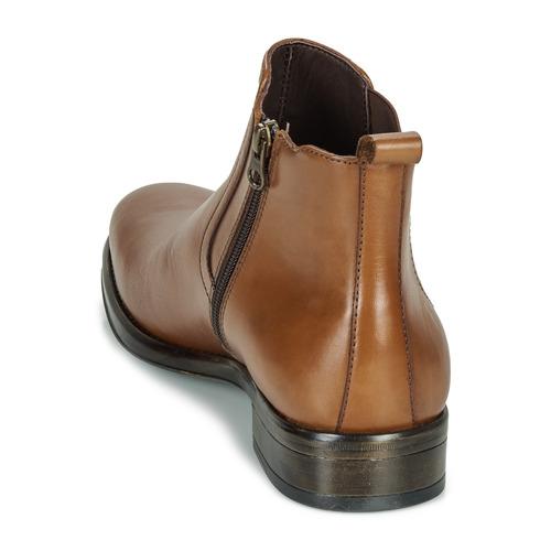 André Norland Conhaque - Entrega Gratuita- Sapatos Botas Baixas Homem 71