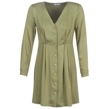 Textil Mulher Vestidos curtos Betty London LAKI Cáqui