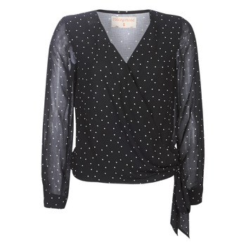 Textil Mulher Tops / Blusas Moony Mood LUKE Preto