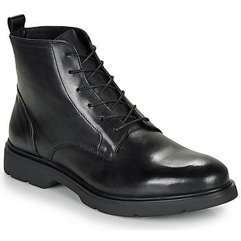 Sapatos Homem Botas baixas André GEREMY Preto