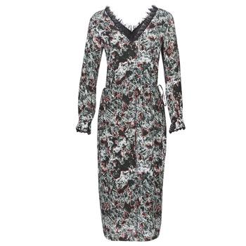 Textil Mulher Vestidos compridos Heimstone LAKE Preto / Multicolor