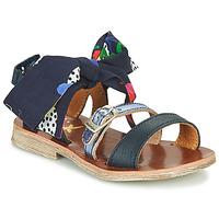 Sapatos Rapariga Sandálias Catimini CASALA Marinho