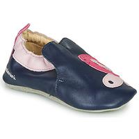 Sapatos Rapariga Chinelos Catimini CITOLA Marinho / Rosa