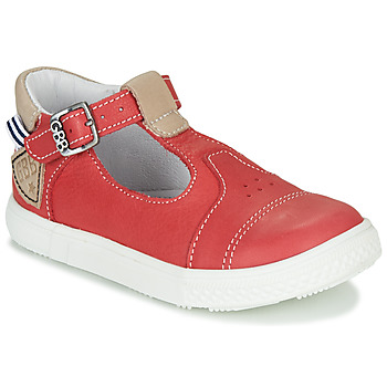 Sapatos Rapaz Sandálias GBB ATALE Vermelho