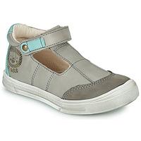 Sapatos Rapaz Sandálias GBB ARENI Cinza