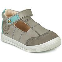 Sapatos Rapaz Sapatilhas GBB ARENI Cinza