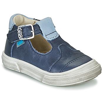 Sapatos Rapaz Sandálias GBB DENYS Azul