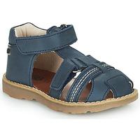 Sapatos Rapaz Sandálias GBB SEVILLOU Azul